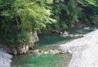 奥秩父で釣りとバーベキューが楽しめる「中津川渓流釣場」
