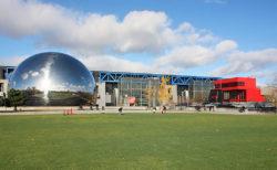 科学やテクノロジーが集結した「シテ科学産業博物館」
