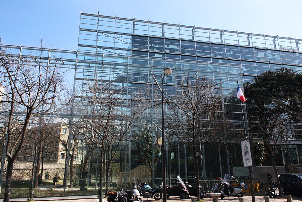 アートが集う光の箱、パリ「カルティエ現代美術財団」