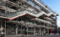 現代文化を世界に発信する、パリ「ポンピドゥー・センター」