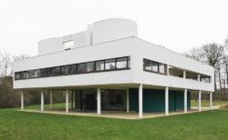 モダニズム建築の始祖にして至高の建物、「サヴォア邸」