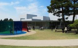 SANAA設計の街と共に成長する「金沢21世紀美術館」