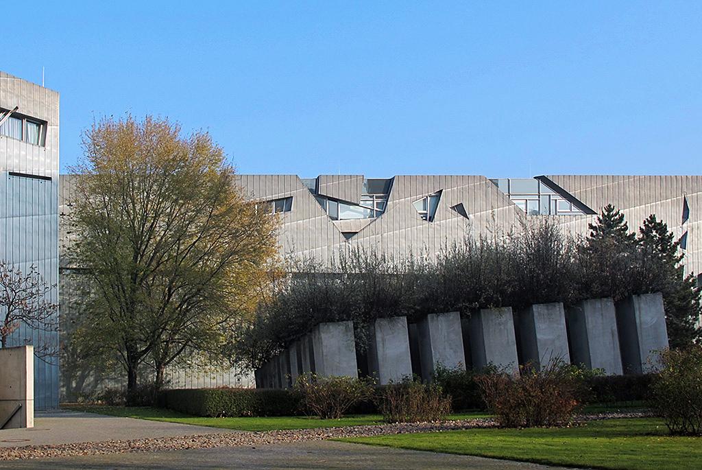 ユダヤ人の歴史を直視する「ベルリン・ユダヤ博物館」