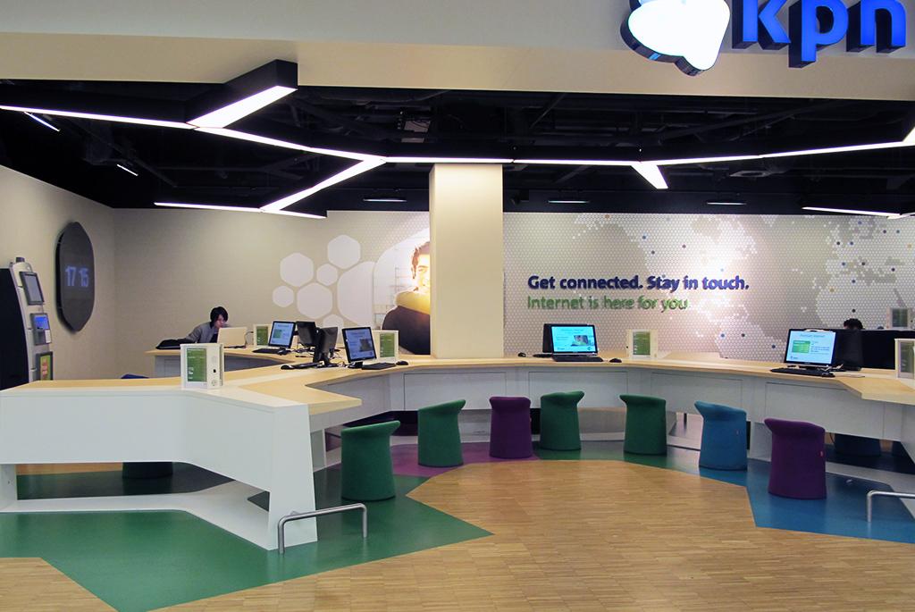 無料でWi-Fiが使用できるコミュニケーションセンター