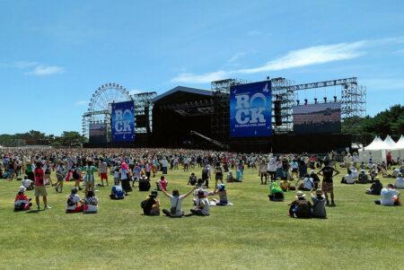 フジファブリックで括る夏「ROCK IN JAPAN FES. 2012」
