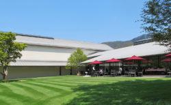 オリエント急行で贅沢なティータイム「箱根ラリック美術館」