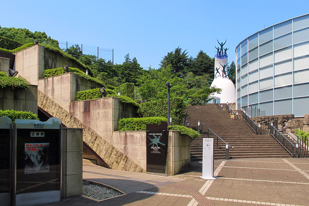 岡本太郎の魅力に惹きつけられる「川崎市岡本太郎美術館」