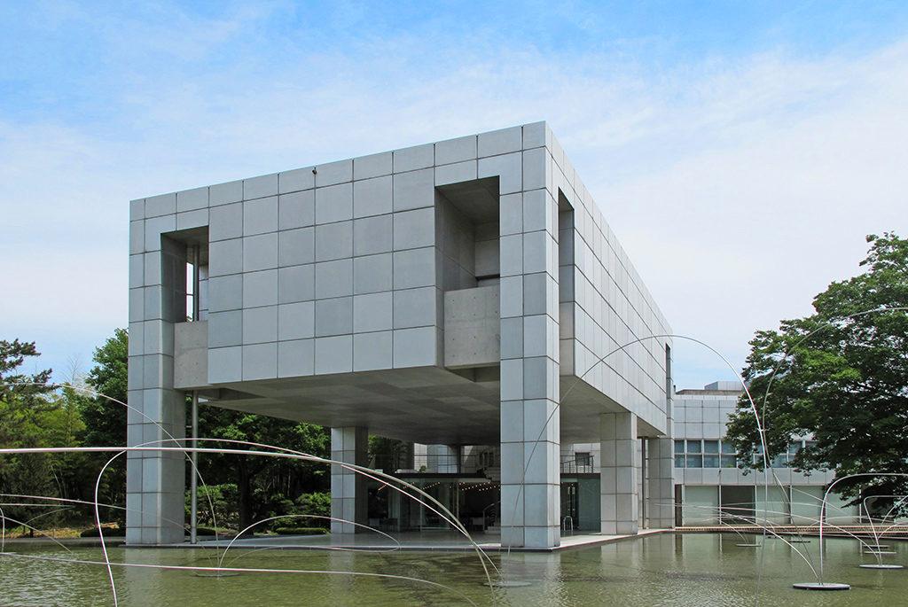 群馬ゆかりの作家と共に発展する「群馬県立近代美術館」