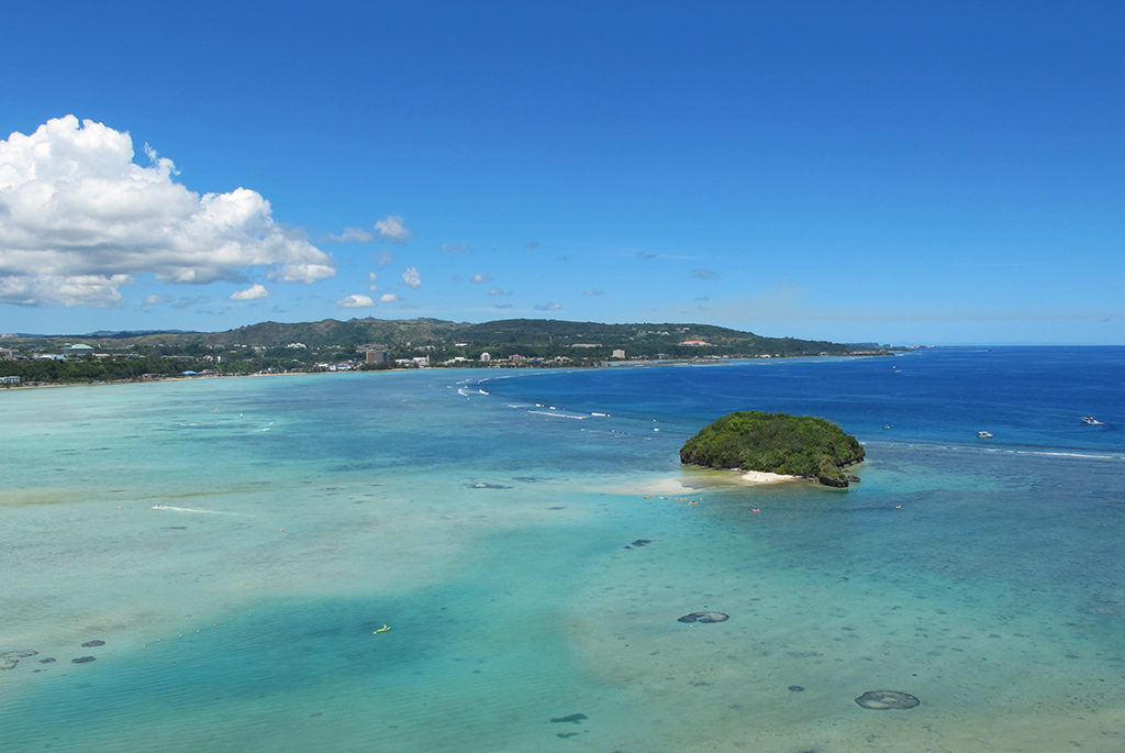 海と水の楽園!グアム「オンワード ビーチ リゾート」