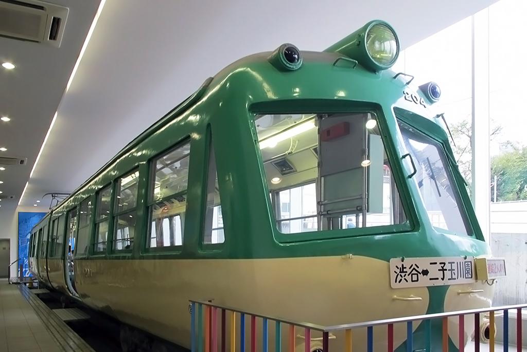 東急電車・バスの魅力を再発見!「電車とバスの博物館」