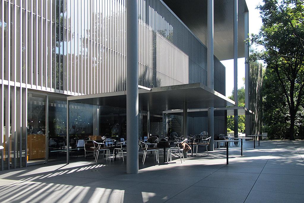 カフェ&レストラン「ホテルオークラ ガーデンテラス」