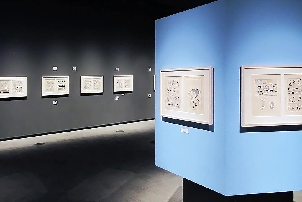 5周年特別企画「ドラえもん名作原画展 ミュージアムセレクション」