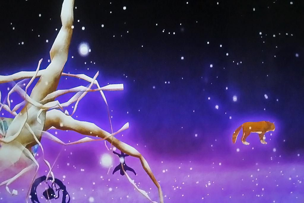 チームラボが創り出す光のアートに浸る!「渋谷ヒカリエ」