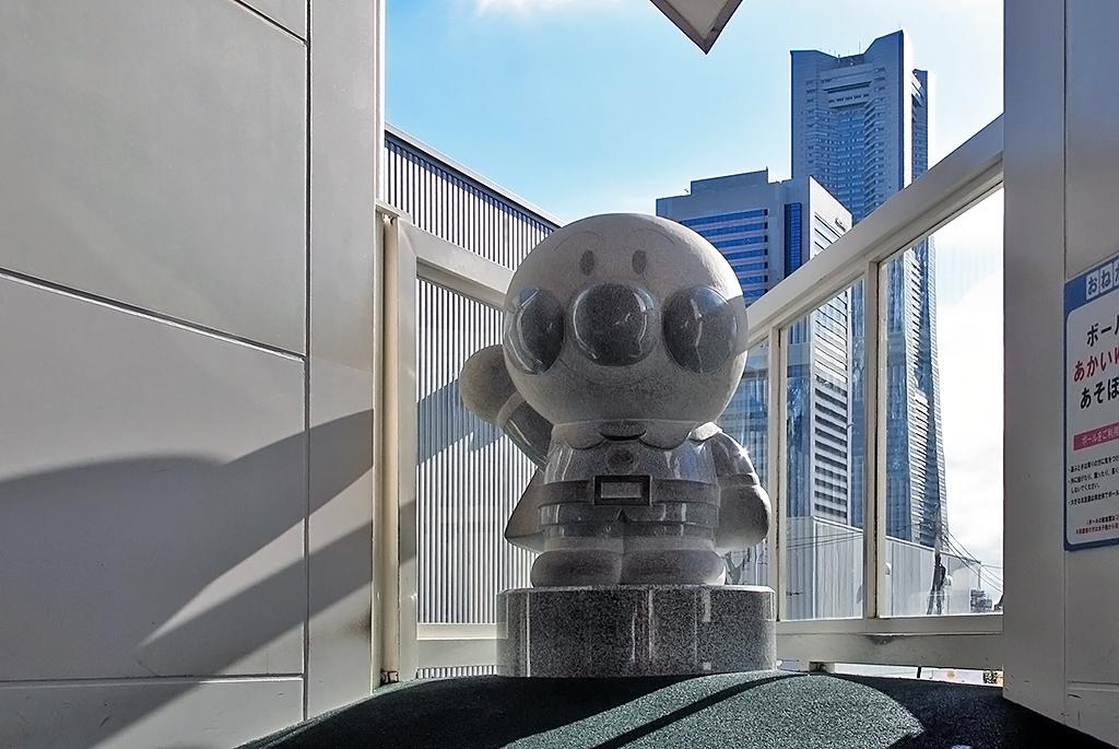 元気100倍!「横浜アンパンマンこどもミュージアム&モール」