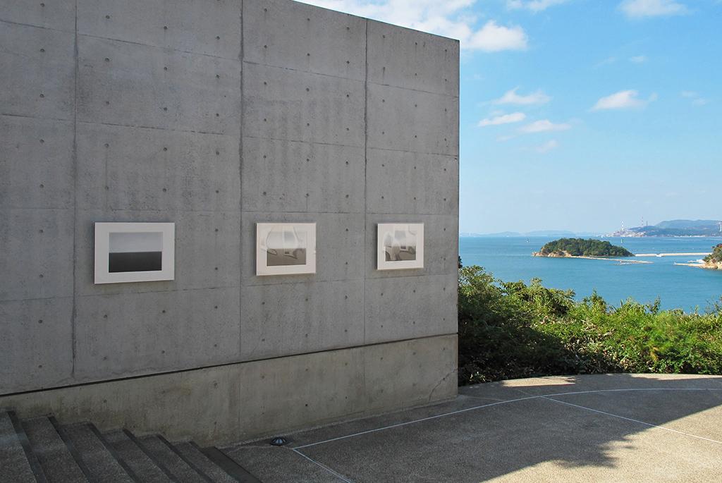 瀬戸内海を望む美術館「ベネッセハウス ミュージアム」