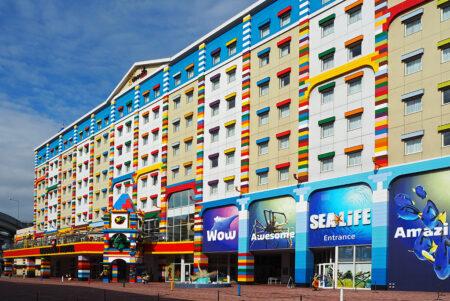 ホテルも水族館も!「レゴランド・ジャパン・リゾート」